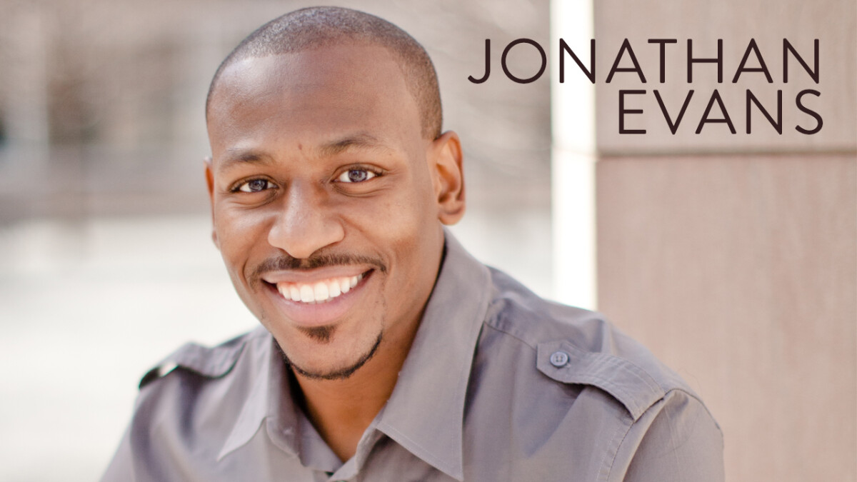 A Sunday Morning with Jonathan Evans