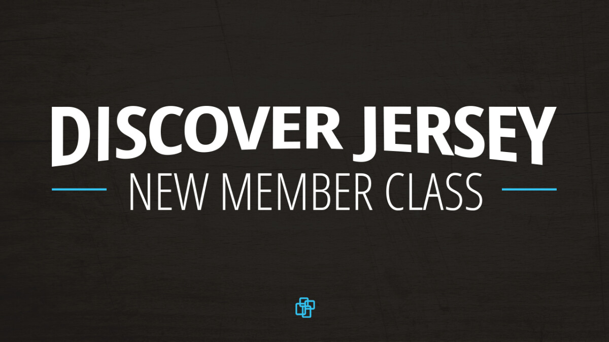 Discover Jersey - New Member Class