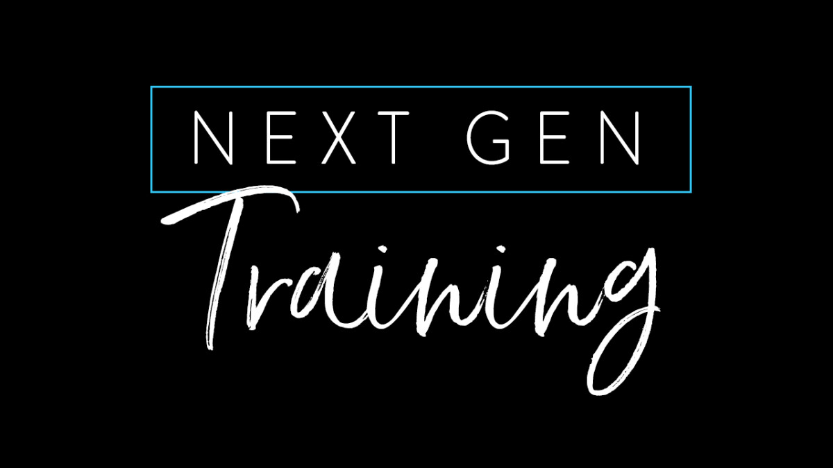 Next Gen Training