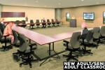 New Adult/Senior Adult Classroom
