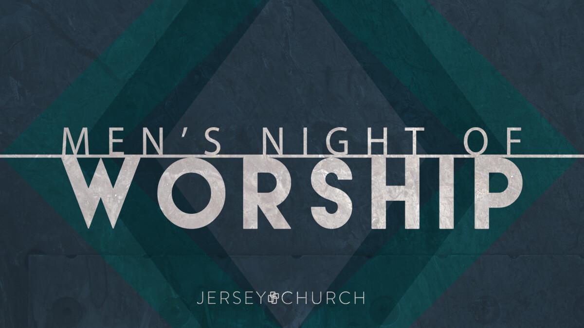 Men's Night of Worship