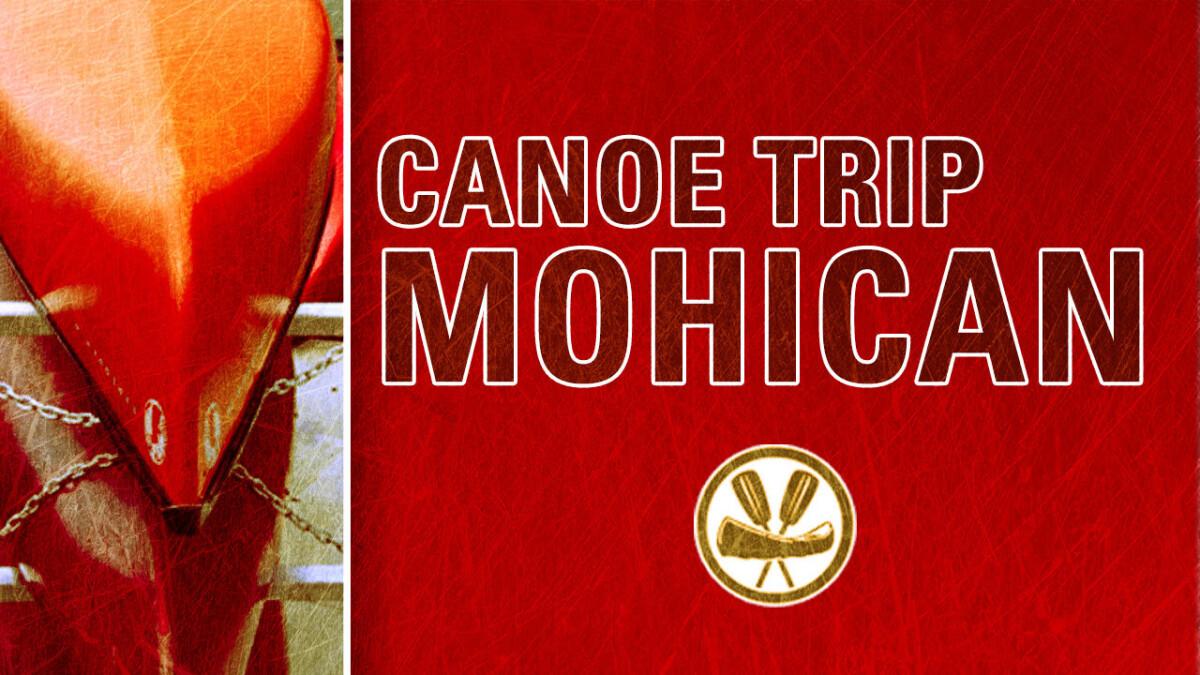 HSM Canoe Trip