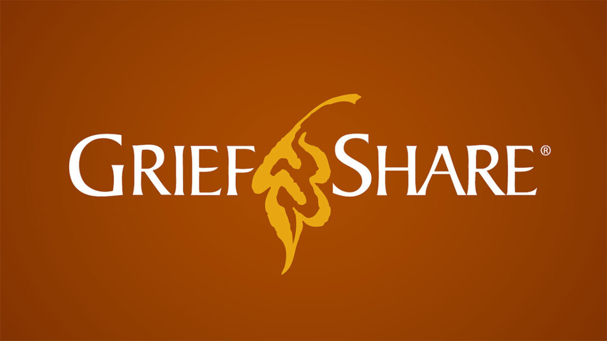 Griefshare - Loss of Spouse