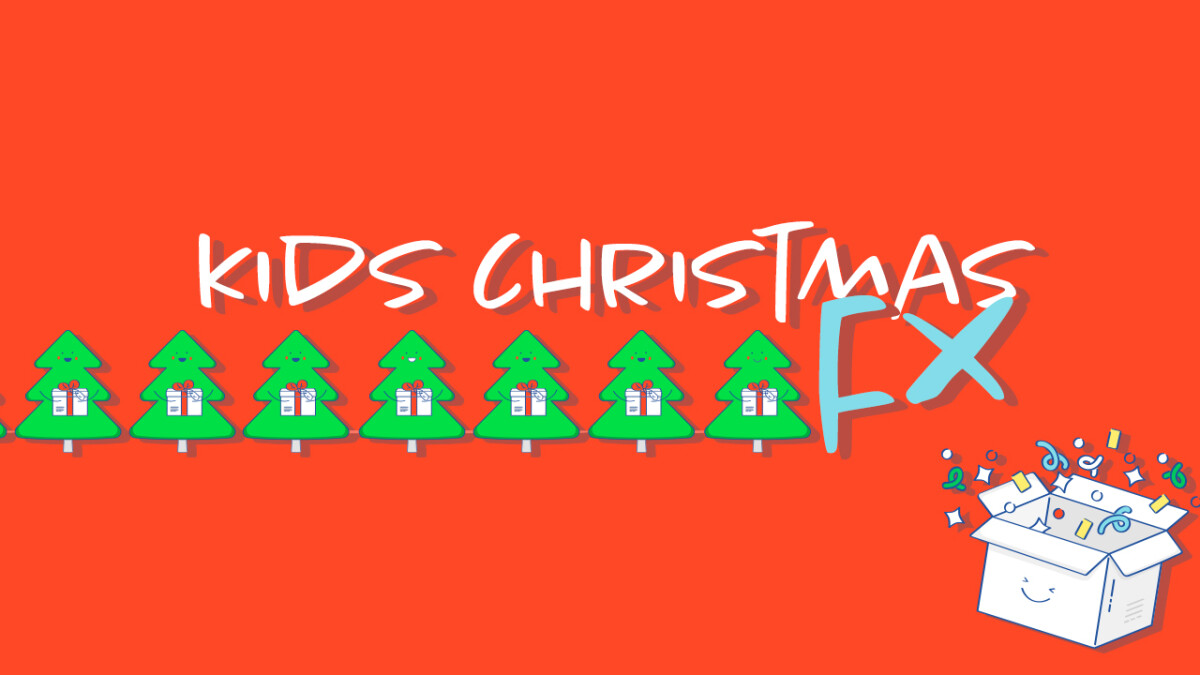 Kids Christmas FX (Family Experience)