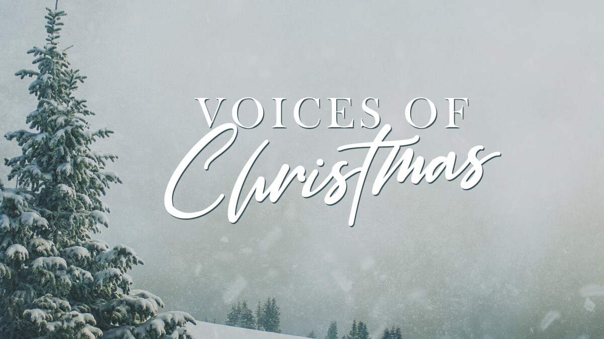 Voices of Christmas, 3PM or 6PM